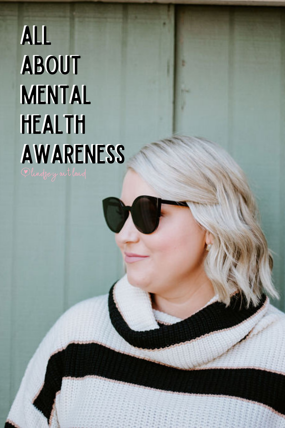 Mental Health Awareness Month + Maternal Depression Month